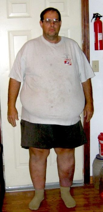 December 2004 - Approximately 365 pounds